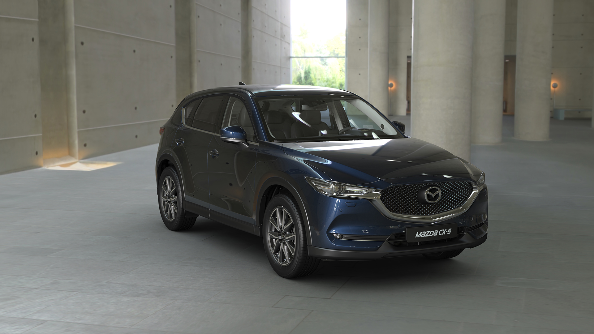 mazda cx 5 wint test autoweek mazda blog. Black Bedroom Furniture Sets. Home Design Ideas