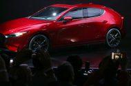 De nieuwe Mazda3 pers
