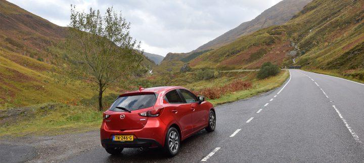 Schotland Mazda