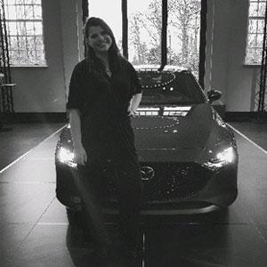 Mady van Mazda