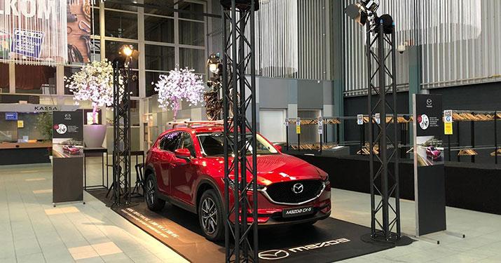 Welp De ideale caravantrekker: Mazda CX-5 op de Caravana - Mazda Blog TO-27
