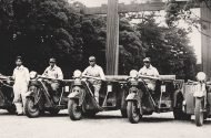 Driewielers van Mazda