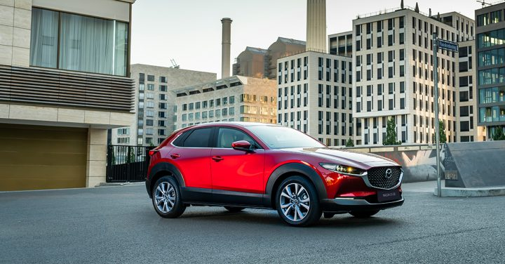 De Mazda CX-30 getest door AutoRAI en AutoWereld