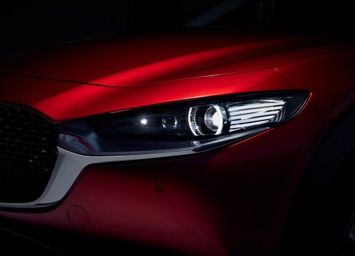 Mazda adaptieve LED-koplampen