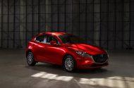 Vernieuwde Mazda2