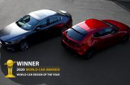 Mazda3 wint design award