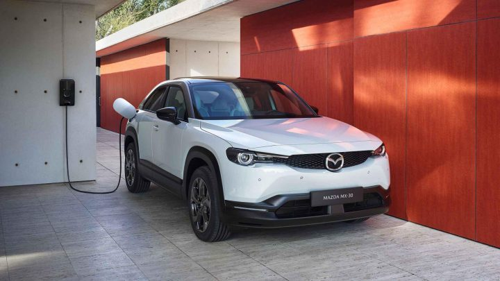 Mazda Elektrisch