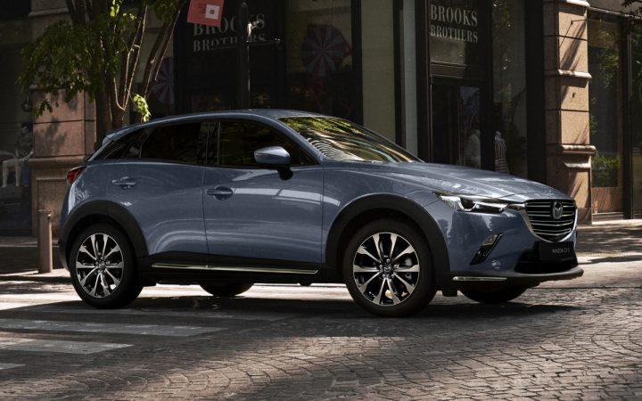 Mazda CX-3 2021