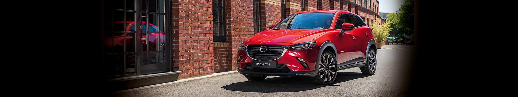 CX-3 modeljaar 2021