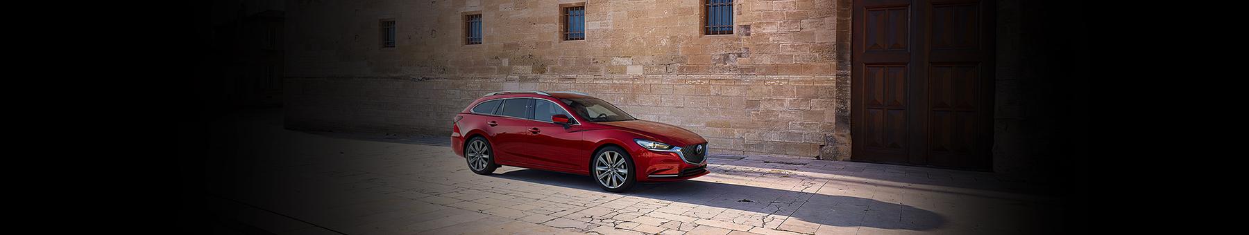 Mazda6 modeljaar 2021