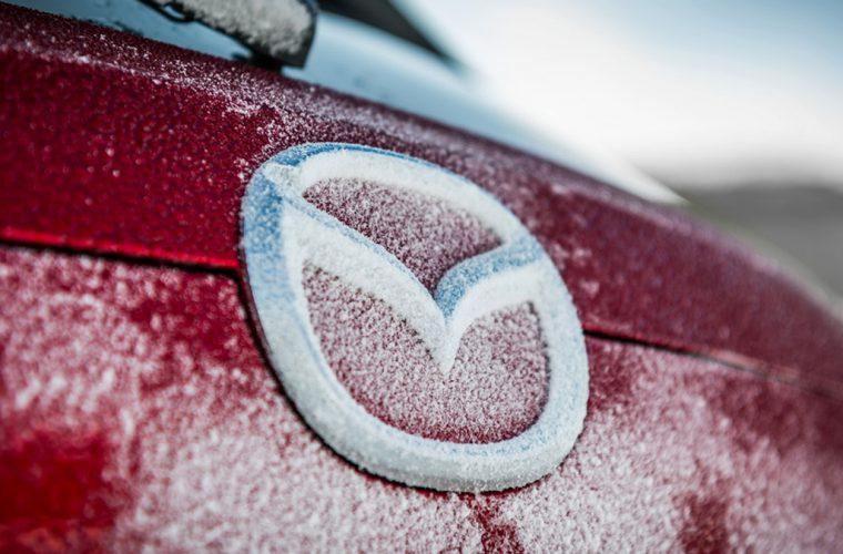 Mazda CX-5 winter