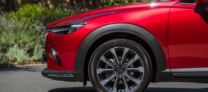 Poetstips Mazda CX-3
