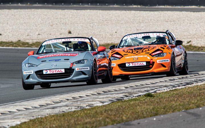 MX-5 cup Circuit Zandvoort - Openingsraces van seizoen 2021