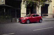 vernieuwde Mazda2 modeljaar 2021